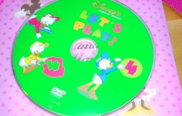 DVD レッツプレイ