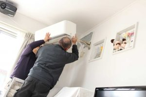 エアコン,外す,電気工事士,値段
