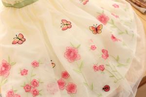 コストコ,ドレス,発表会,刺繍,かわいい,子供