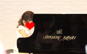 ピアノ,発表会,3歳,はじめて,かわいい
