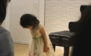 ピアノ,発表会,3歳,はじめて
