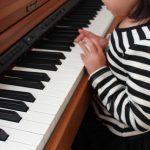ピアノ,幼児教育,3歳,眠気,睡魔,闘う