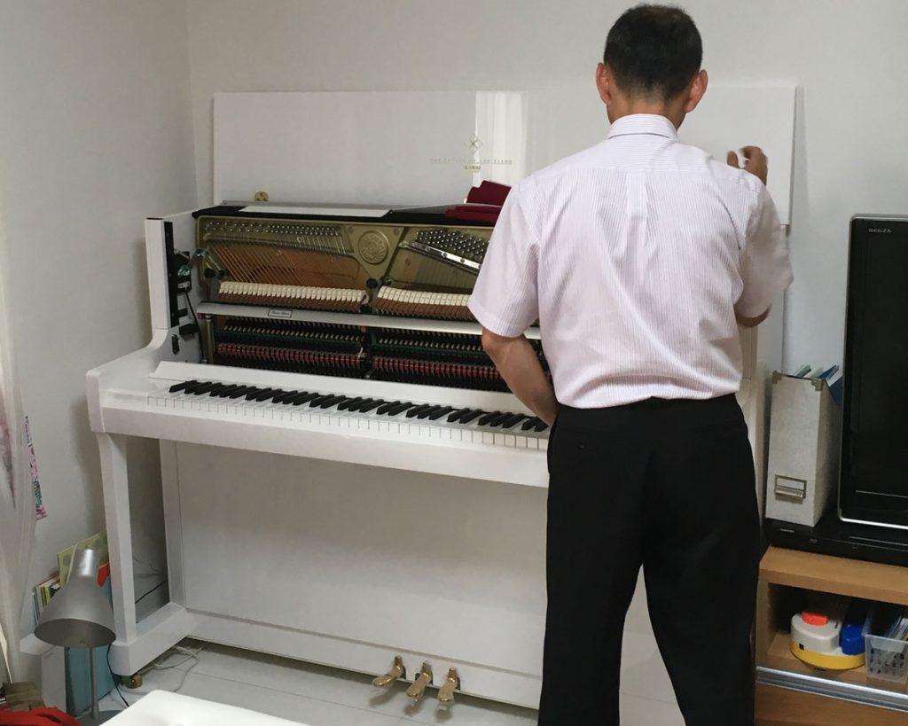 河合,ピアノ,調律,価格,相場,ピアノ,出張料,kawai,値段