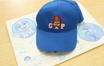 bluecap,ご褒美,帽子,DWE,WFC,キャップ,届いた,かかった日数