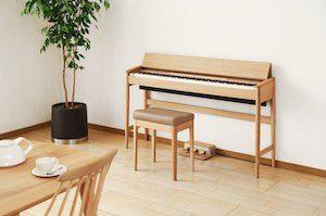 ピアノ,電子,コンパクト,かわいい,軽い,インテリア,人気