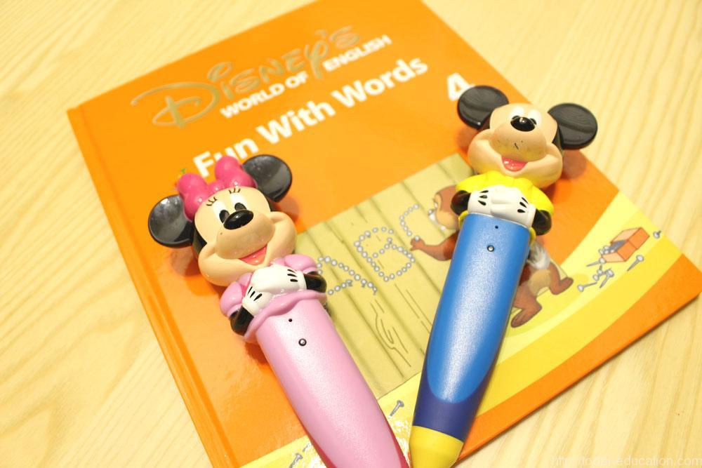 ファンウィズワーズ,ディズニー英語システム,DWE,楽しい