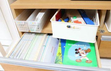 ディズニー英語システム,トークアロングカード,収納,方法,分かり易い,使い方,子供,継続