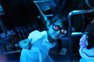 スターツアーズ,3D眼鏡,ディズニーランド