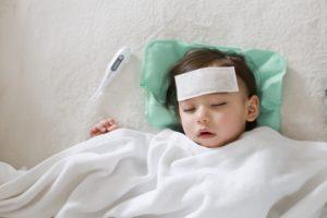 子ども,こども,発熱,インフルエンザ,習い事,振替