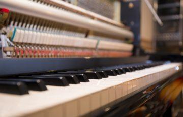 ピアノ、調律、平均、幼児教育、コンクール