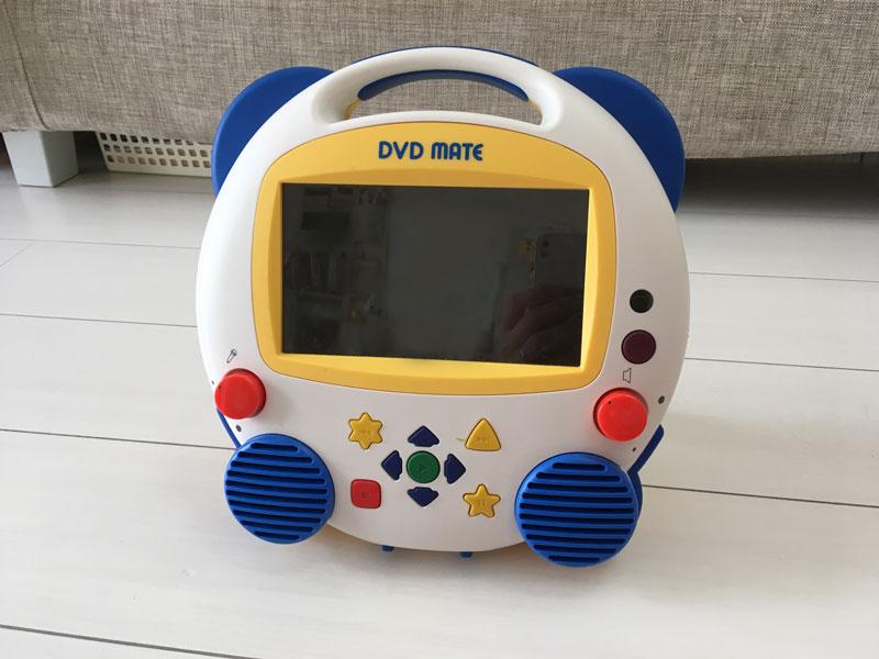 DWE,プレーヤー,使い方,リモコン,ディズニー英語