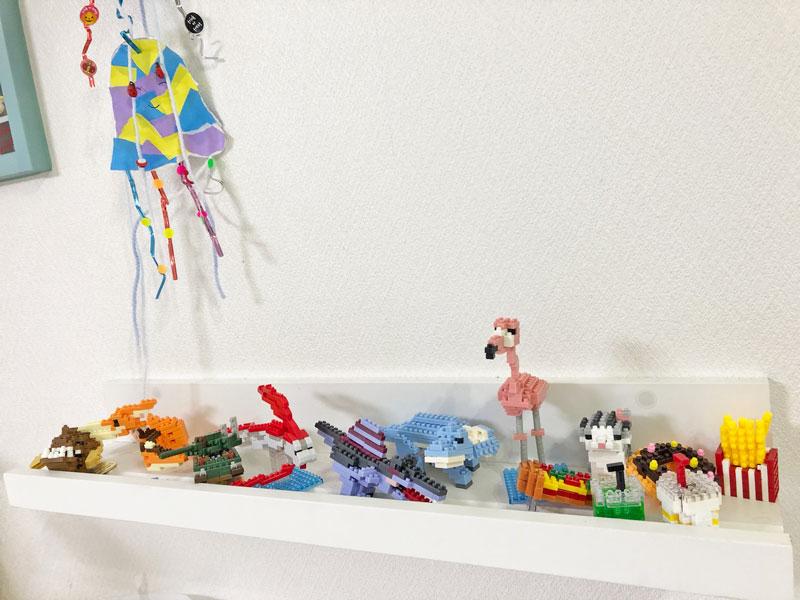ダイソー,ブロック,レゴ,クオリティ,高い,面白い,ダイソー,子供,知育,教育
