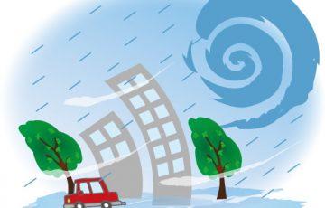 DWE,週末イベント,台風,連絡,中止,いつ,判断,どうする,天災