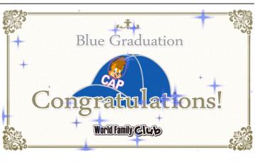 オーディオCAP,合格PASS,取得,blue,CAP,ごほうび,帽子,GET,DWE
