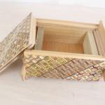 立体パズル,知育,伝統工芸,寄木,ひみつ,箱