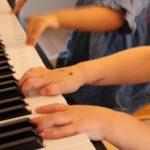 ピアノ,連弾,発表会,